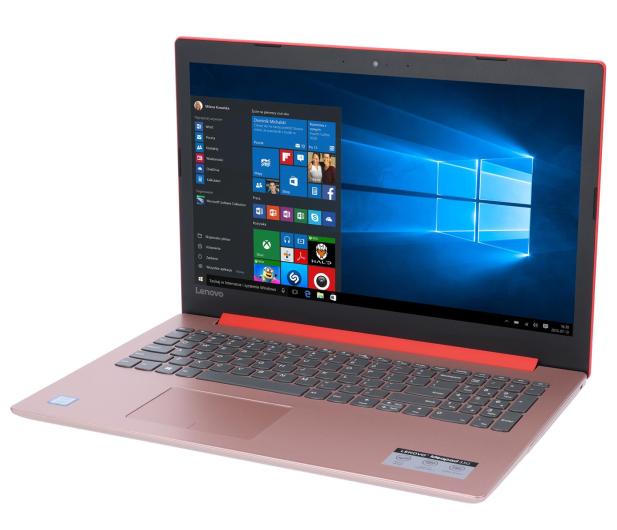 Lenovo Ideapad 330-15 i3-8130U/4GB/1TB/Win10 Czerwony - 468371 - zdjęcie 2