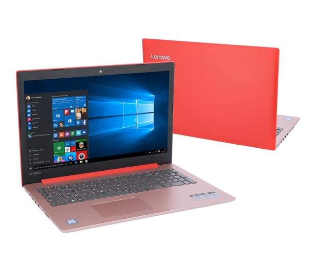 Lenovo Ideapad 330-15 i3-8130U/4GB/120/Win10 Czerwony  - 468373 - zdjęcie