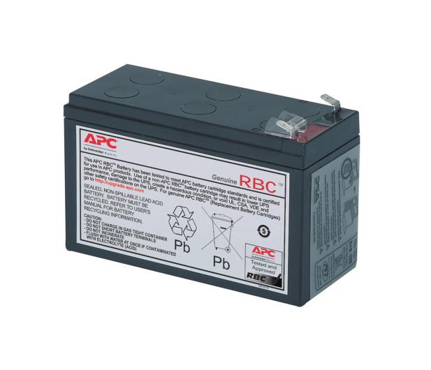 APC Zamienna kaseta akumulatora RBC106 - 470515 - zdjęcie
