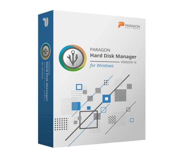 Paragon Hard Disk Manager 16 - 472957 - zdjęcie