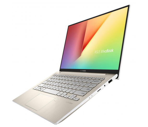 ASUS VivoBook S330FA i3-8145U/8GB/256/Win10 Złoty - 474881 - zdjęcie 10