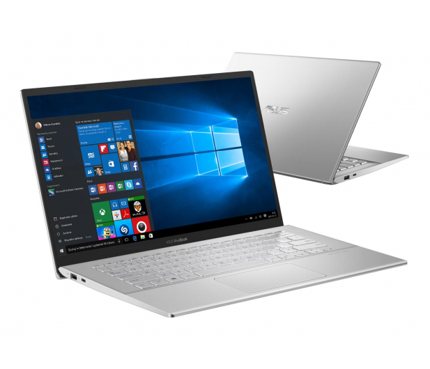 ASUS VivoBook 14 R459UA i3-7020U/4GB/256SSD/Win10 - 474870 - zdjęcie