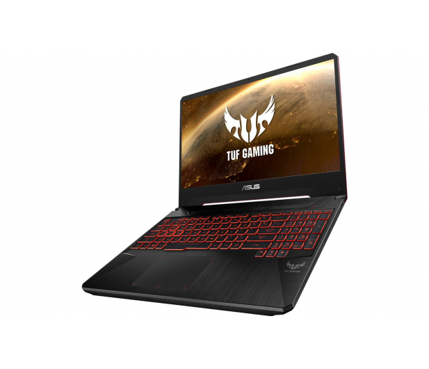 ASUS TUF Gaming FX505GE i5-8300H/16GB/256+1TB/Win10 - 510537 - zdjęcie 8