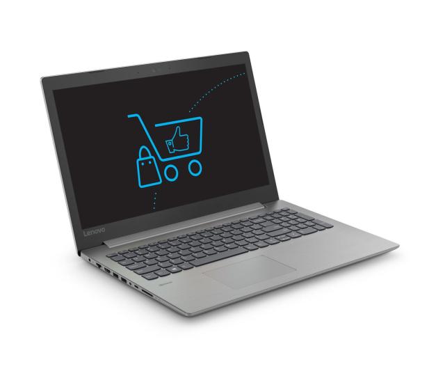 Lenovo Ideapad 330-15 i5-8300H/8GB/1TB GTX1050 Szary - 483252 - zdjęcie 5