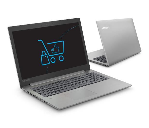 Lenovo Ideapad 330-15 i5-8300H/8GB/240+1TB GTX1050 Szary - 483255 - zdjęcie