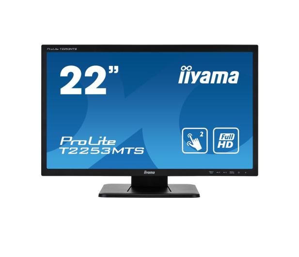 iiyama T2253MTS dotykowy - 212450 - zdjęcie