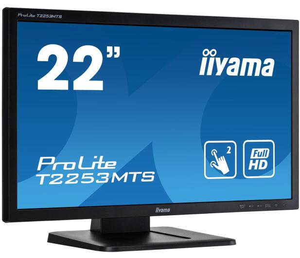 iiyama T2253MTS-B1 dotykowy - 212450 - zdjęcie 4