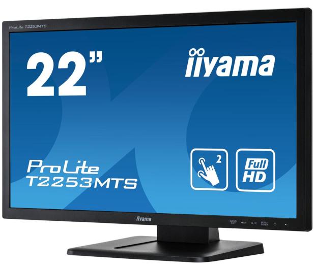 iiyama T2253MTS-B1 dotykowy - 212450 - zdjęcie 3