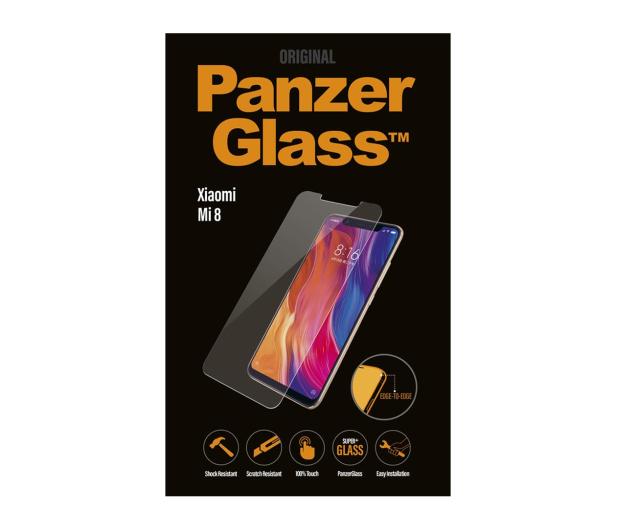 PanzerGlass Szkło Edge Casefriendly do Xiaomi Mi 8 / Mi 8 Pro - 471237 - zdjęcie