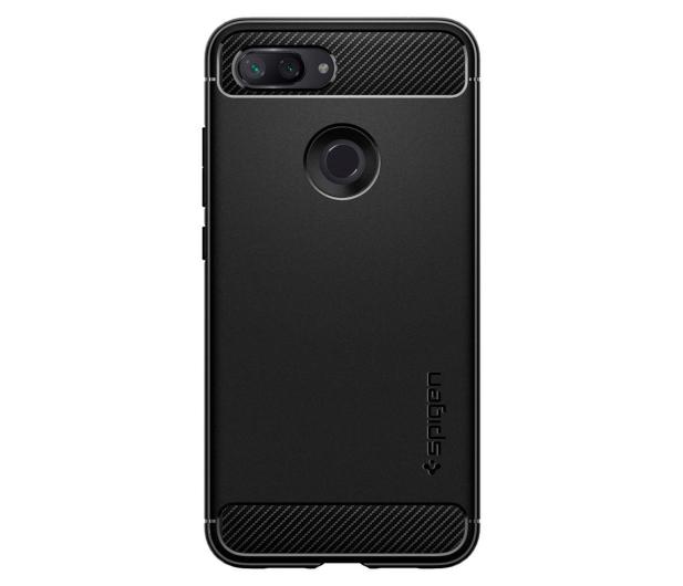 Spigen Rugged Armor do Xiaomi Mi 8 Lite Black - 471249 - zdjęcie 2