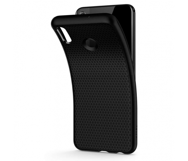 Spigen Liquid Air do Honor 8X Black - 471250 - zdjęcie 2