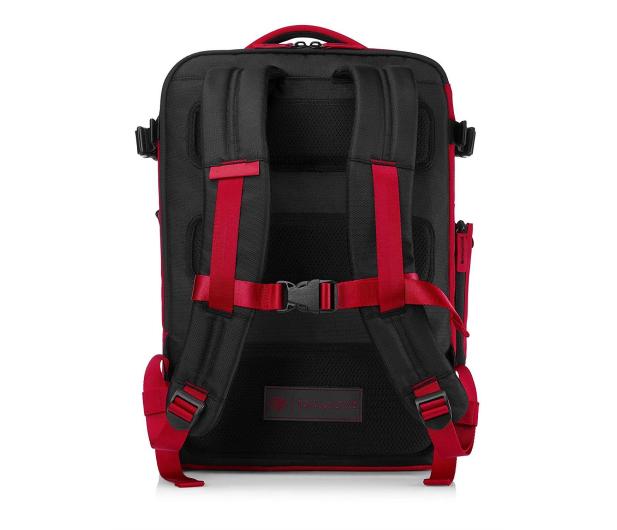 HP Omen Gaming Backpack RED - 471106 - zdjęcie 4