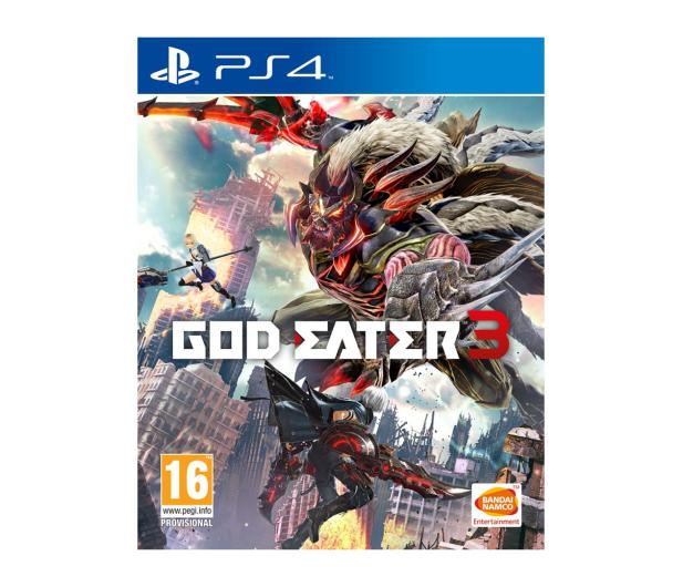 Bandai Namco Entertainment GOD EATER 3 - 471252 - zdjęcie