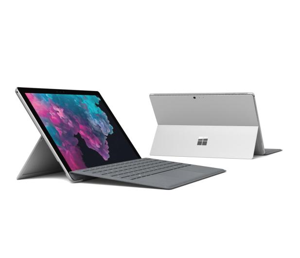 Microsoft Surface Pro 6 i5/8GB/128SSD/Win10H - 470639 - zdjęcie