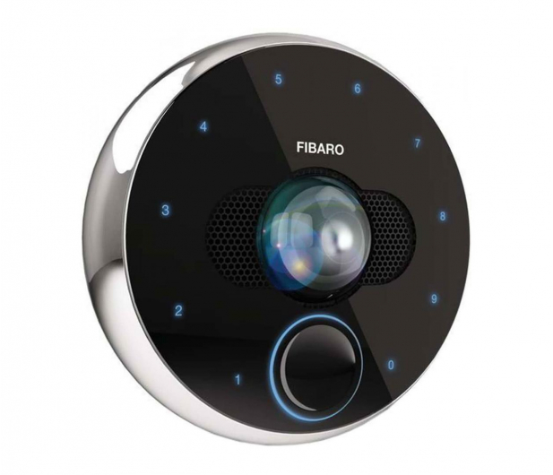 Fibaro Intercom FGIC-001 Wideodomofon - 466863 - zdjęcie