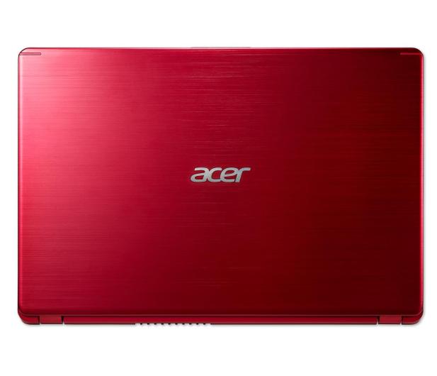 Acer Aspire 5 i3-8145U/4GB/480/Win10 IPS Czerwony - 500145 - zdjęcie 6