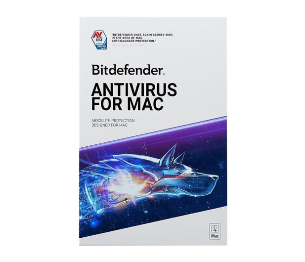 Bitdefender Antivirus for Mac 1st. (12m.) ESD - 414898 - zdjęcie