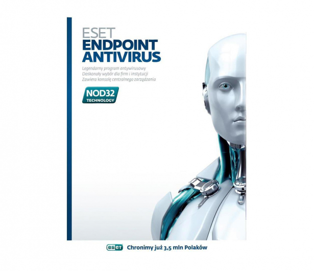 Eset Endpoint Antivirus NOD32 Client 5st. (12m.) ESD - 410807 - zdjęcie