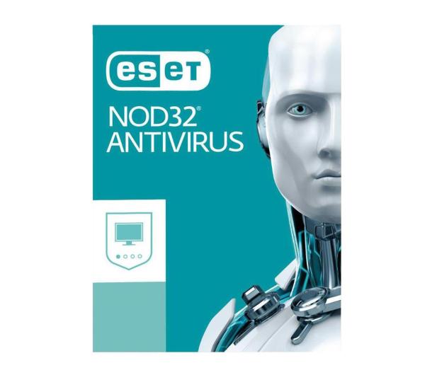 Eset NOD32 Antivirus 1st. (12m.) kontynuacja ESD - 410810 - zdjęcie