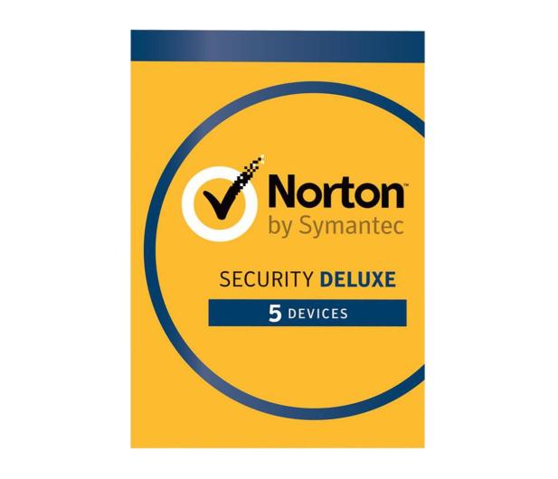 Symantec Norton Security Deluxe 5st. (12m.) ESD - 536434 - zdjęcie