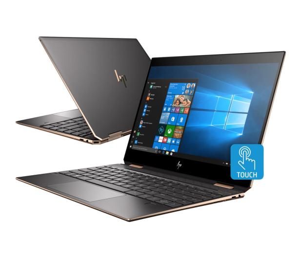 HP Spectre 13 x360 i7-8565U/8GB/512/Win10  - 472561 - zdjęcie