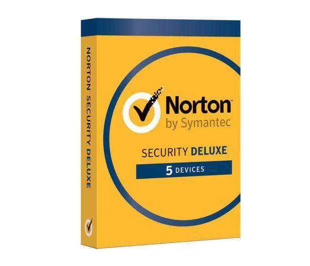 Symantec Norton Security Deluxe 5st. (12m.) - 266531 - zdjęcie