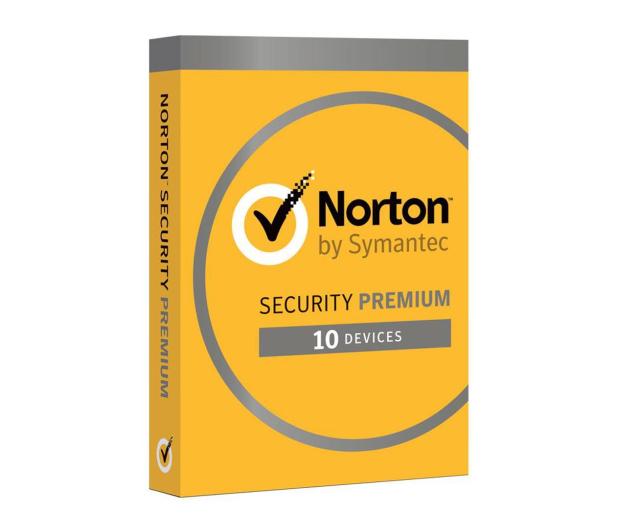 Symantec Norton Security Premium 10st. (12m.)  - 266532 - zdjęcie