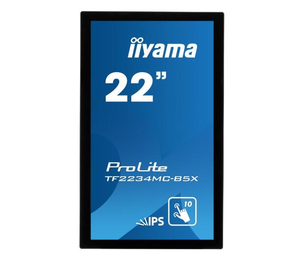 iiyama TF2234MC dotykowy czarny  - 472188 - zdjęcie 4