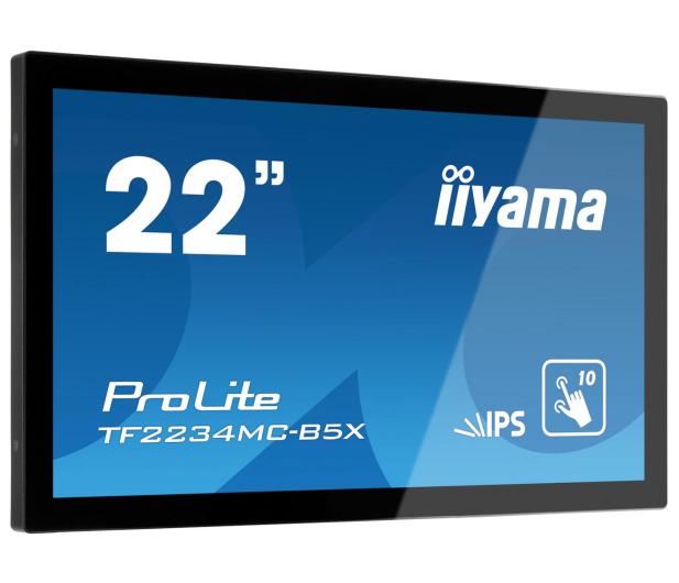 iiyama TF2234MC dotykowy czarny  - 472188 - zdjęcie 3