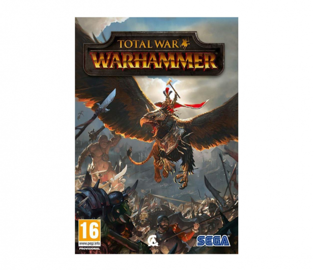 Creative Assembly Total War: Warhammer ESD Steam - 472623 - zdjęcie