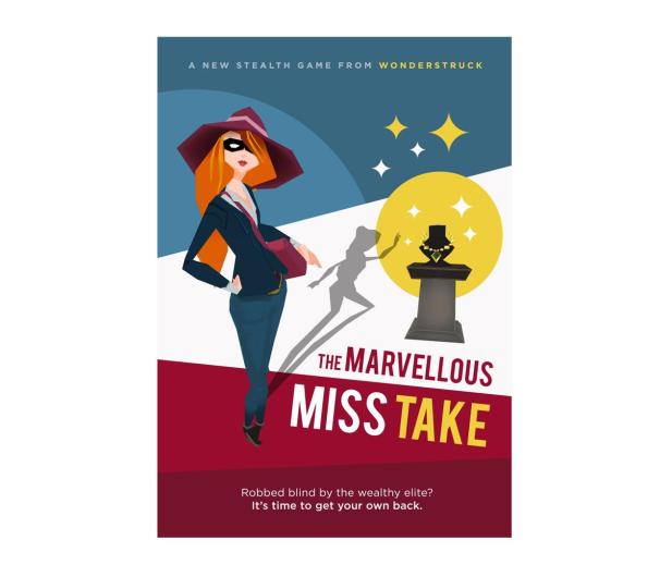 PC The Marvellous Miss Take ESD Steam - 472539 - zdjęcie