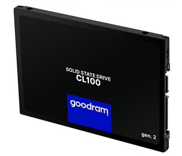 "GOODRAM 120GB 2,5"" SATA SSD CL100 - 392648 - zdjęcie 2"