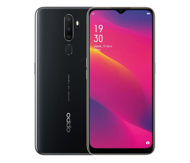 OPPO A5  2020 3/64GB Dual SIM czarny - 521664 - zdjęcie
