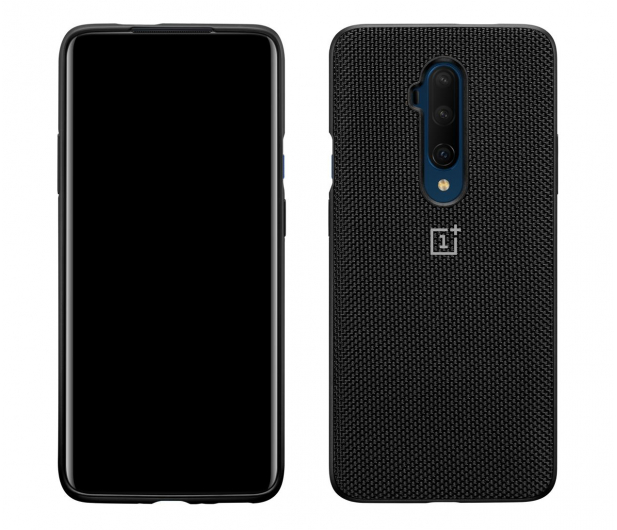 OnePlus Nylon Bumper Case do OnePlus 7T Pro czarny - 521227 - zdjęcie