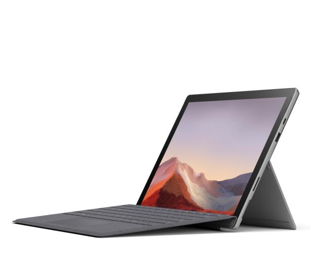Microsoft Surface Pro 7 i7/16GB/512 Platynowy - 521011 - zdjęcie