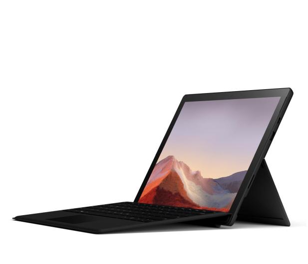 Microsoft Surface Pro 7 i7/16GB/256 Czarny - 521009 - zdjęcie