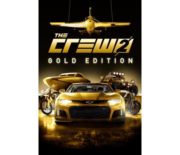 Ubisoft The Crew 2 (Gold Edition) - 461928 - zdjęcie