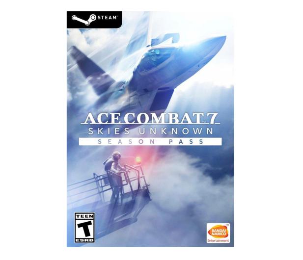 Bandai Namco Games Ace Combat 7: Skies Unknown ESD Steam - 520089 - zdjęcie
