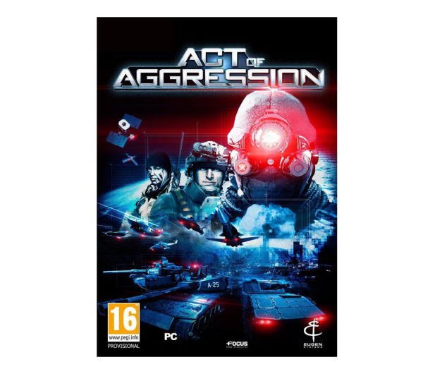 Focus Home Interactive Act of Aggression ESD Steam - 520092 - zdjęcie