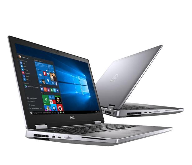 Dell Precision 7740 i9-9880H/64GB/1TB/Win10P RTX5000 - 541374 - zdjęcie