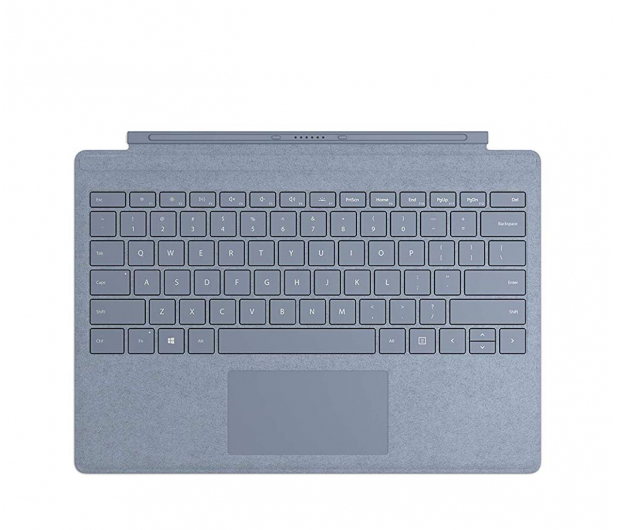 Microsoft Type Cover do Surface Pro (Ice Blue) - 520912 - zdjęcie