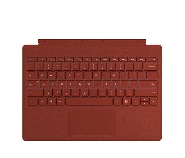 Microsoft Type Cover do Surface Pro (Poppy Red) - 520910 - zdjęcie