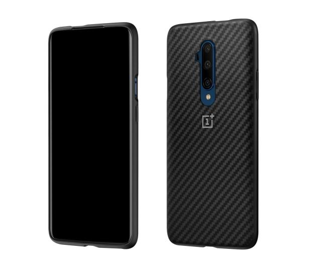 OnePlus Karbon Bumper Case do OnePlus 7T Pro czarny - 521226 - zdjęcie 2