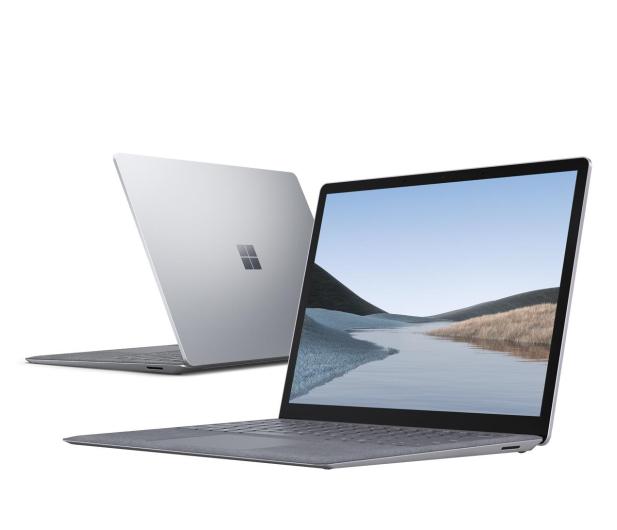 Microsoft Surface Laptop 3 i5/8GB/256 Platynowy - 521018 - zdjęcie