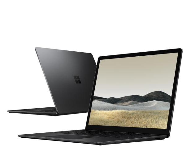 Microsoft Surface Laptop 3 i5/8GB/256 Czarny - 521017 - zdjęcie