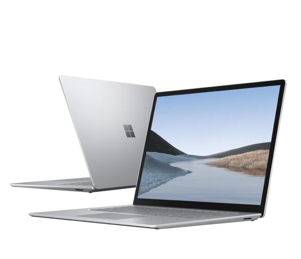 Microsoft Surface Laptop 3 Ryzen 5/8GB/128 Platynowy - 521423 - zdjęcie