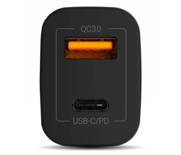 Green Cell Samochodowa USB-C, USB 3.0 (42W, PD, QC 3.0) - 521471 - zdjęcie 3