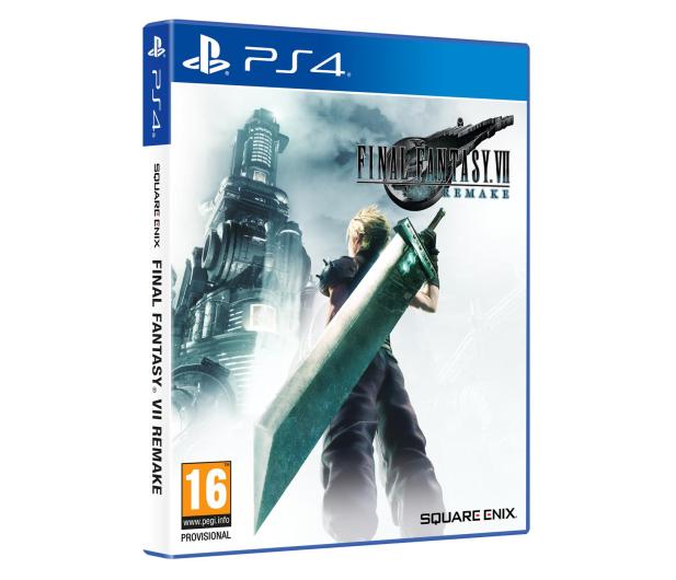 Square Enix Final Fantasy VII Remake - 505304 - zdjęcie 2