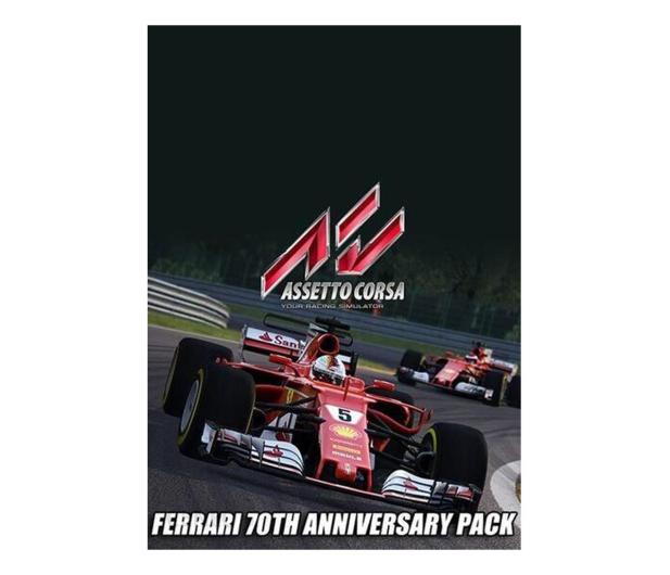 PC Assetto Corsa Ferrari 70th Anniv. Pack (DLC) ESD - 521214 - zdjęcie