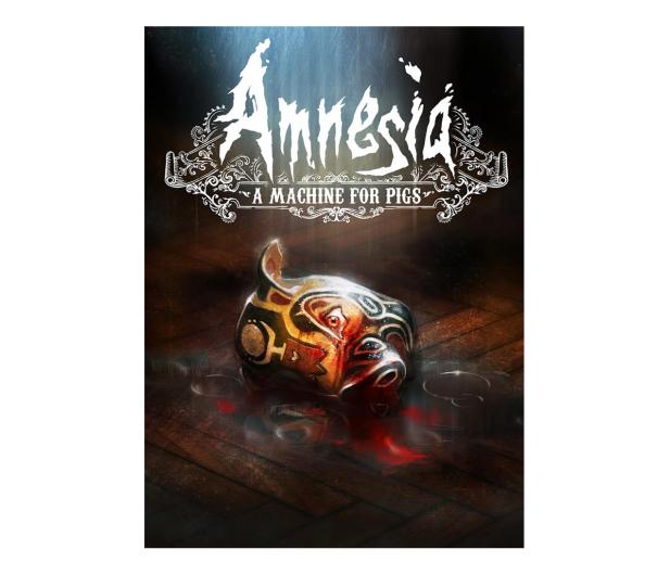 PC Amnesia: A Machine for Pigs ESD Steam - 521143 - zdjęcie